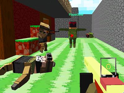 Online Minecraft Savaşı 16