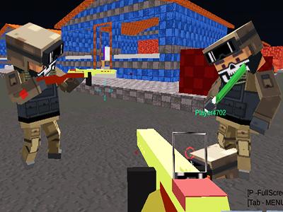 Online Minecraft Savaşı 17