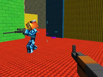 Online Minecraft Savaşı 5