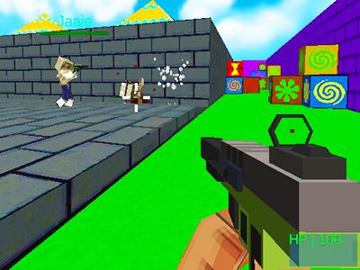 Online Minecraft Savaşı 6