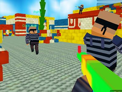 Online Minecraft Savaşı 8