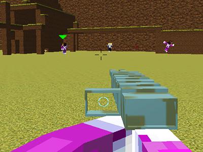 Online Minecraft Savaşı 9