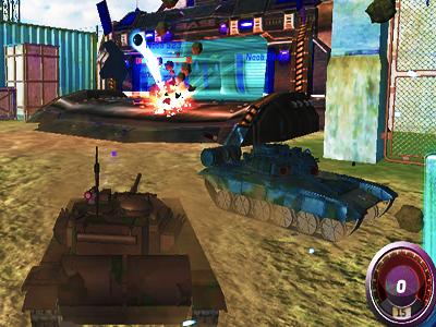 Online Tank Savaşı 2
