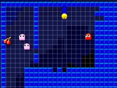 Pacman Duvar 2