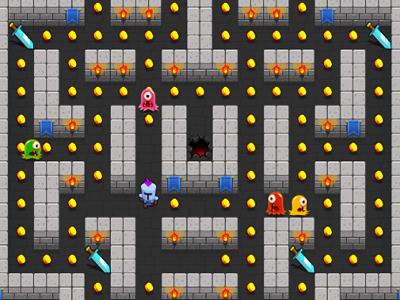 Pacman Şövalye