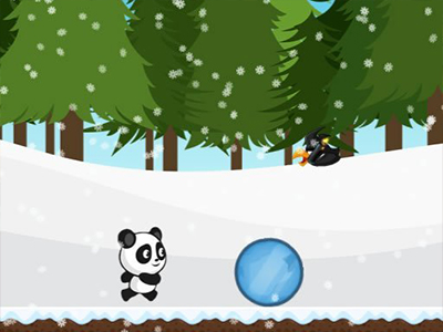 Panda Koşusu