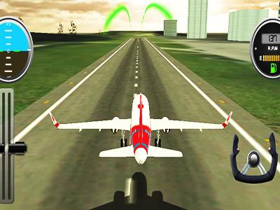 Pilot Simulasyon