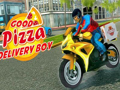 Hızlı Pizza Kuryesi