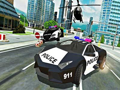 Polis Arabası ile Görev