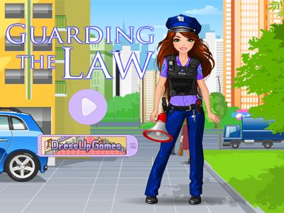 Polis Giydirme