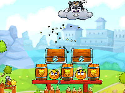 Portakalı Koru 7