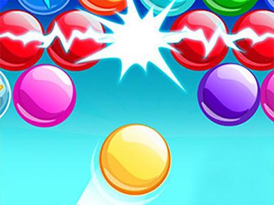 Renkli Balonları Patlatma