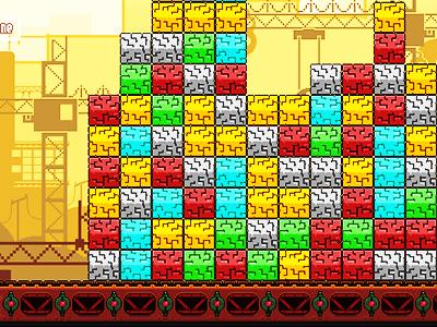 Renkli Blok Patlat