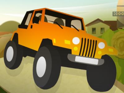 Dağ Arabası Sürme