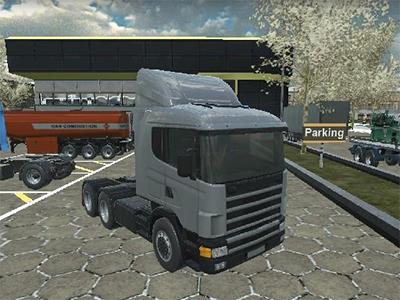 Scania Tır Simülasyon