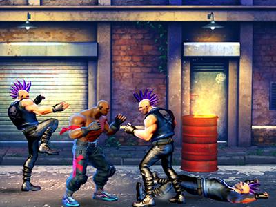 Sokak Dövüşü