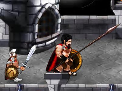 Spartalılar Zombi Savunması
