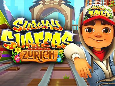 Subway Surf Zurih