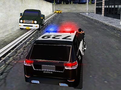 Suçlu Kovalama