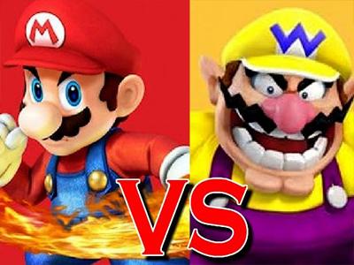 Süper Mario ve Wario