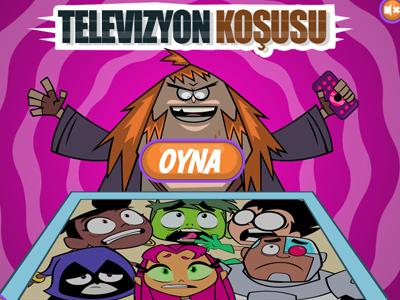 Televizyon Koşusu