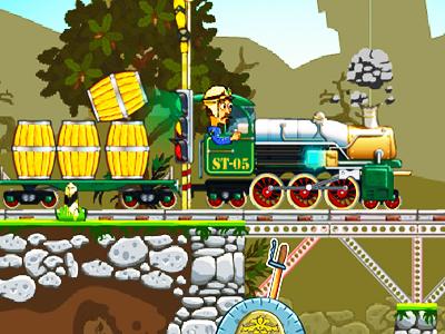Trene Köprü Yapma