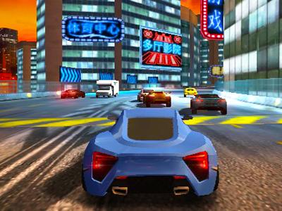 Turbo Yarış 3: Şangay