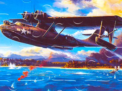 Uçak Yapbozu 3