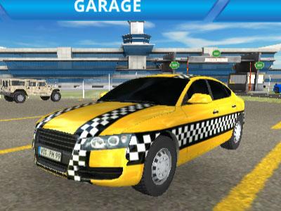Uçan Taksi 3D