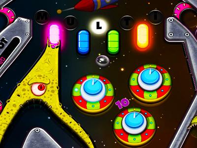 Uzay Pinball