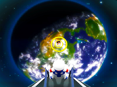 Uzaydan Atlayan Adam