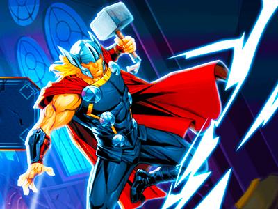 Yenilmezler Thor