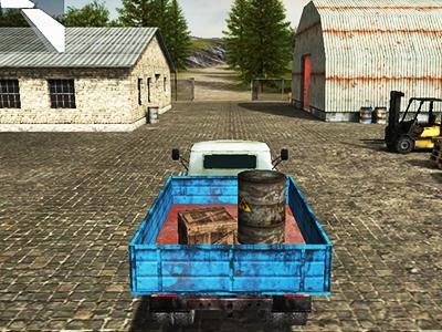 Yük Taşıma Arabası