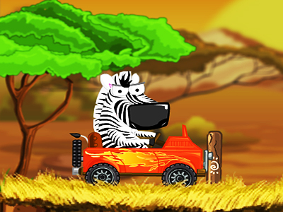 Zebra Safari 2