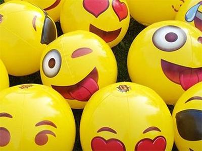 Zıplayan Emojiler