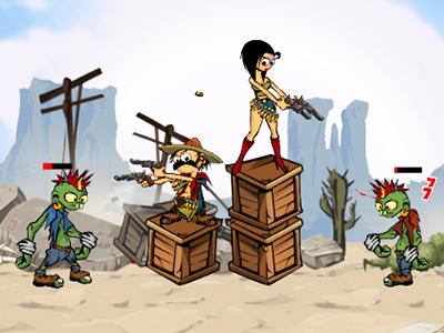 Zombi Avcıları 2