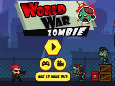 Zombi Dünya Savaşı